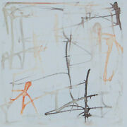 Phil Sims - Exceptional Abstract Expressionist Monoprint 3