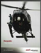 Bell Helicopter Parapublic Services 2011-12 Usa And Uk Markets Foldout Brochure