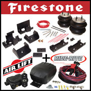 Firestone Ride Rite Air Kit And Airlift Wireless Compressor For 2009-14 Ford F-150
