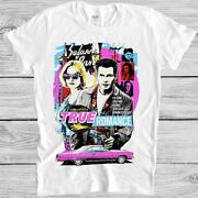 True Romance T Shirt 90s Poster Action Movie Cool Gift Tee 1664