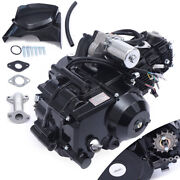 125cc 4-stroke Engine With Manual Transmission W/reverse Pedal Start