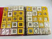 Huge Int. Coin Collection 170+ Africa S. America Middle East Vintage 1900-60