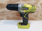 Ryobi Hjp003 12v Lithium-ion Cordless 3/8 In. Drill/driver / Tool Only /