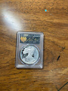 2020-w 1 Proof Silver Eagle V75 Privy Pcgs Pr70dcam First Strike Paul C Balan
