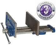 8 Bench Vice Wood Working Clamp Carpenters Carpentry Vice Clamping Vise