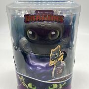 Dreamworks Dragons, Flying Toothless Interactive Dragon New Open Distressed Box