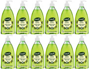 Dalan Therapy Mediterranean Olive Oil Hand Wash, 13.5 Oz Pack Of 12