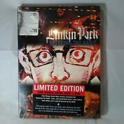 Linkin Park Breaking The Habit Limited Edition Dvd + Book, 2004 Music Video