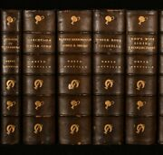 1891-94 27 Vol In 14 The Complete Works Of George Whyte-melville