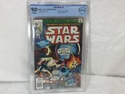 1977 Star Wars Movie Comic Book 5 Cbcs 9.0 Graded Skywalker Solo Cover Freeship
