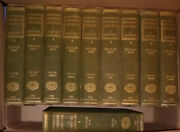 Abraham Lincoln - A History, Nicolay And Hay 1917 10 Volumes - Illustrated/maps