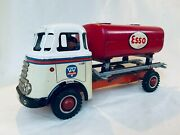 Arnold Daf Esso Friction Blech Auto / Tin Toy Truck Rare