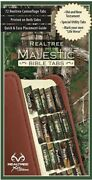 Majestic Bible Tabs Indexing - 72 Camouflage Pattern Tabs, Old And New Testament