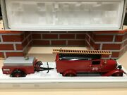 Marklin 19035 Fire Truck With Trailer Metal Model/toy New In Original Packaging