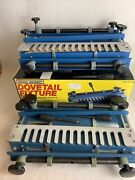 Central Machinery Dovetail Fixture
