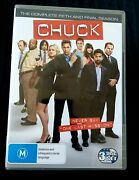 Chuck The Complete Fifth And Final Season – Dvd, 3-disc - R-4, Like New