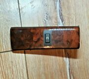 Bmw E39 Oem Wooden Trim Centre Left Cover With Cruise Control Switch 51458211431