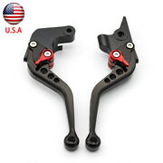 For 950 Hypermotard Multistrada/s Panigale Cnc Brake Clutch Levers Handle Short