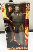Michael Myers Halloween A Rob Zombie Film 18 Motion Activated Figure / Neca