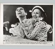Richard Nixon And Wife Pat @ Republican National Convention, Vtg 1950s Press Photo