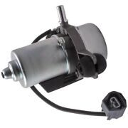 Brake Booster Electric Auxiliary Vacuum Pump Fit For Gm Cadillac Brake Systems