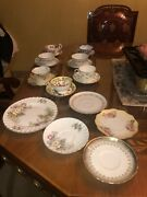 19pice Fine Bone China Made In England Japan You Can Buy Them Separately