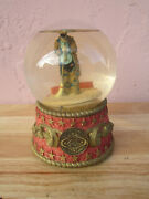 Vintage 1980s Emmett Kelly Signed Snow Globe By Flambro For Sale By Owner