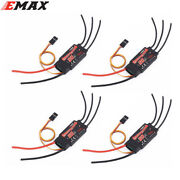4x Emax Simonk 20a Brushless Esc Electronic Speed Controller For Multicopter