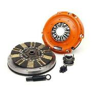 Centerforce Kdf379176 12-14 Fits Jeep Suv/truck Dual Friction Clutch Kit W/ Pre