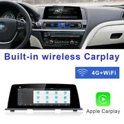 8-core Android Car Gps Radio Touch Screen Carplay For Bmw 6 Series F06 F12 2010