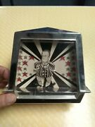 Vintage Vice-president Spiro Agnew Wind Up Dancing Music Box