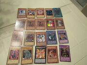 Antique Yugioh Card Collection