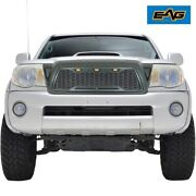 Eag Led Grille Replacement Full Front Grill Fit For 2005-2011 Toyota Tacoma