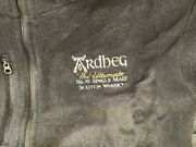 Ardbeg Scotch Whisky Outdoor Jacket Men's Size Large L Brand New Impossible