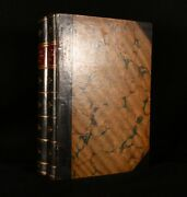 1840 3 Vol In 2 Master Humphreyand039s Clock Charles Dickens Illustrated 1st