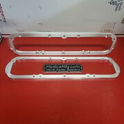 Valve Cover Adaptor Ford Fe Valve Covers On Cadillac 472, 500 Heads