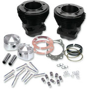 91-9001 Kit Cilindro Big Bore Harley Flh 1340 Electra Glide Belt Drive 1984