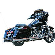 550-0851 Impianto Di Scarico Full System Harley Flhr 1750 Abs Road King 107 2017