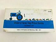 Dickand039s Farm Toy Price Guide And Check List 1/32 And 1/16 Tractors And Machinery 49