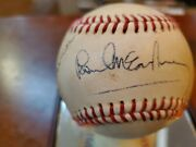 The Beattles Signed Replica Ball Our Balls Are In Museums