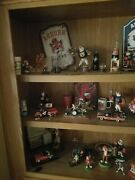 Auburn University Tigers Memory Figurines Figure Soup Day Statues Collection