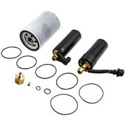 New High And Low Pressure Electric Fuel Pumps For Volvo Penta W/filter 5.7 Gxi