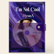 Hyuna - Iandrsquom Not Cool 7th Mini Album Brand New And Sealed Free Tracking Number