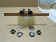 2 Real Gm 1965 - 70 Chevy 396 427 454 Orig O Engine Motor Mount Bolts Corvette