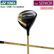 For Senior 2021 Yonex Golf Japan Royal Ezone Royal Ezone Fairwaywood Rx-05re