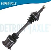 Complete Front Left Cv Axle Shaft Assembly For Toyota Celica Camry Without Abs
