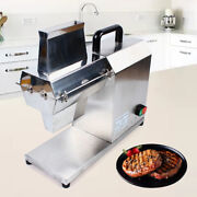 750w Commercial Electric Meat Tenderizer Cuber Steak Machine Stainless Steel