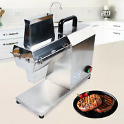 450w Commercial Electric Meat Tenderizer Cuber Steak Machine Stainless Steel