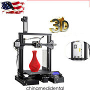 Professional Creality Ender 3d Pro Printer W/ Removable Magnetic Bed 3d Printer