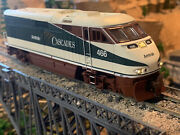 Ho Scale Athearn F59phi Dc Or Dcc Diesel Locomotive Amtrak Cascades Detailed Led